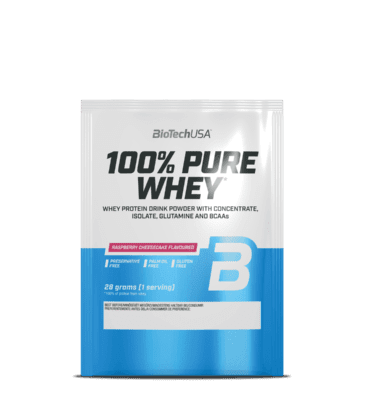 100% PURE WHEY 28gr