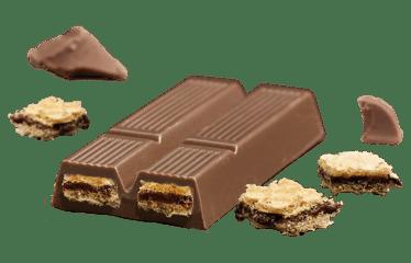 CHOCOLATE BREAK (3-pack kassi)