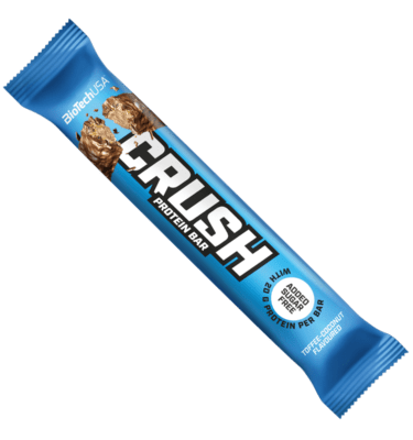 CRUSH Bar - Toffee Coconut
