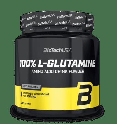 100 % Hreint L-Glutamine