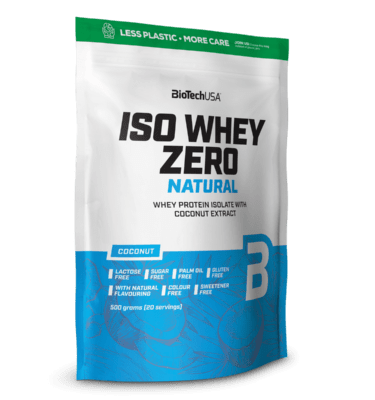 ISO WHEY ZERO NATURAL 500gr