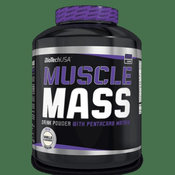 MUSCLE MASS 2270g