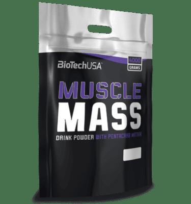 MUSCLE MASS 4000g