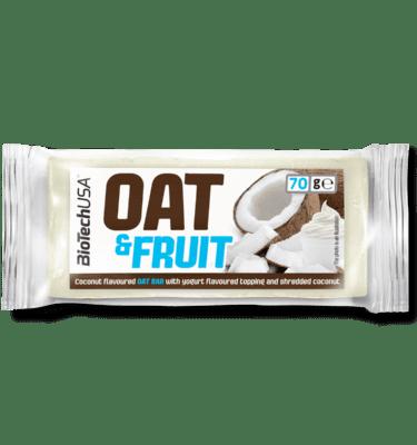 OAT & FRUITS - COCONUT YOGURT
