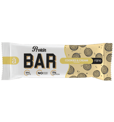 ä PROTEIN BAR - Cookies and Cream
