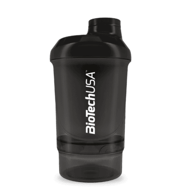 WAVE+ HRISTIBRÚSI BLACK 300ml (2 hólfa)